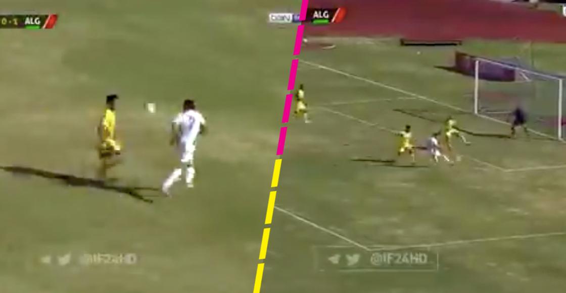 Controla con el tacón y 'baila' a la defensa: El GOLAZO de Riyad Mahrez que podría ganar el Puskás
