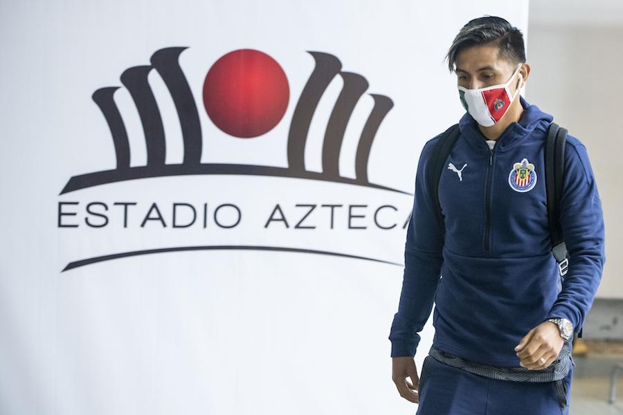 Oficial: Chivas corta a Dieter Villalpando, 'Chofis' López, 'Gallito' Vázquez y Alexis Peña