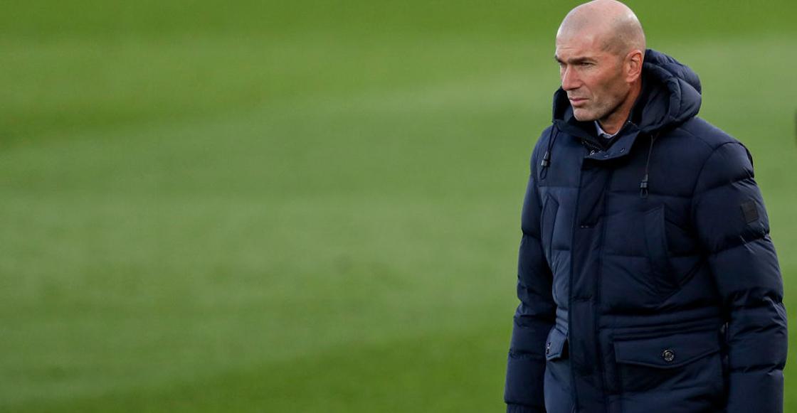 Zidane considera que su futuro en el Real Madrid no está en juego pese a que llegue a perder ante el Inter