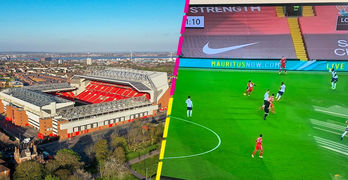 Estadio Anfield Premier League