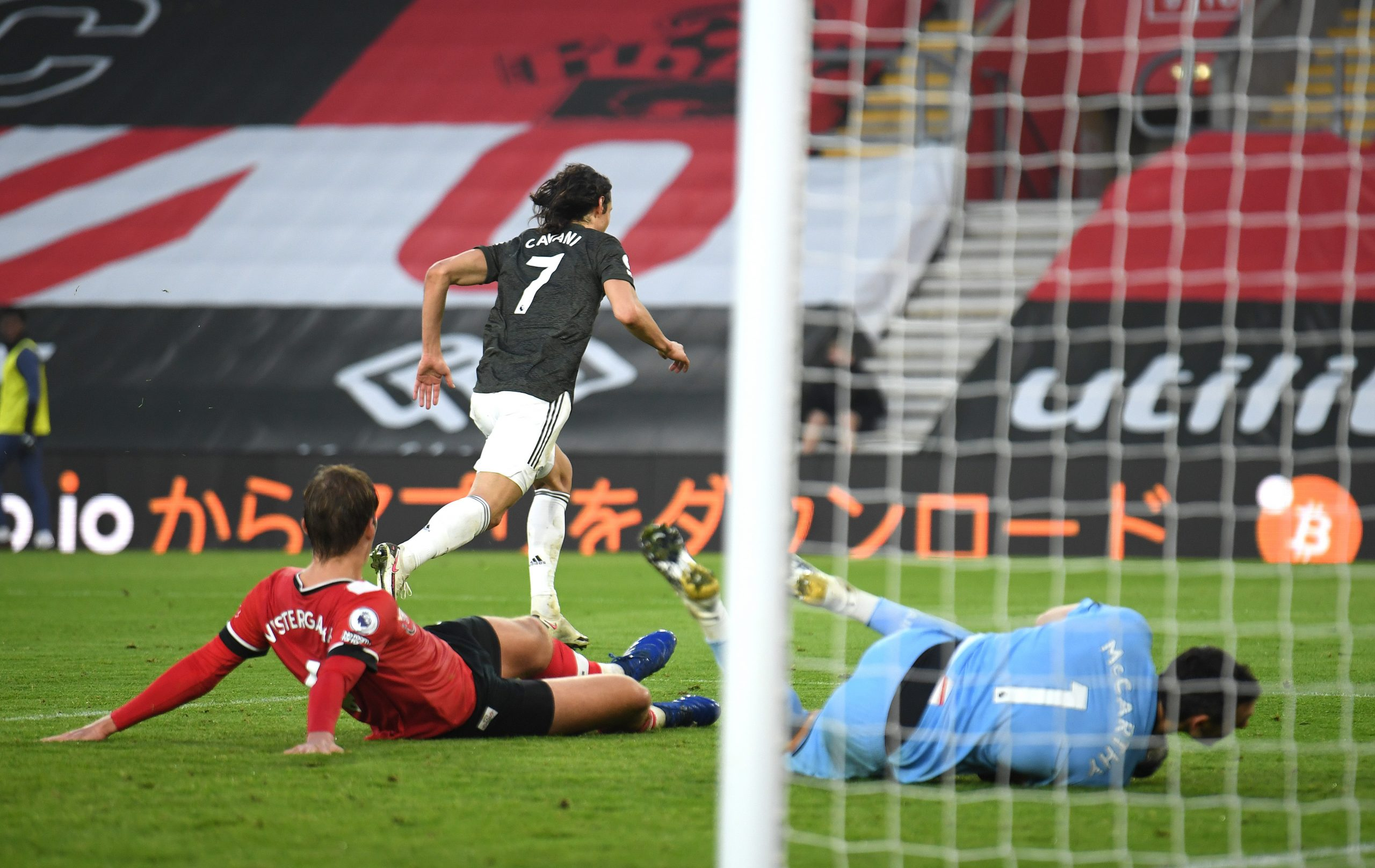 Cavani Manchester United Sanción