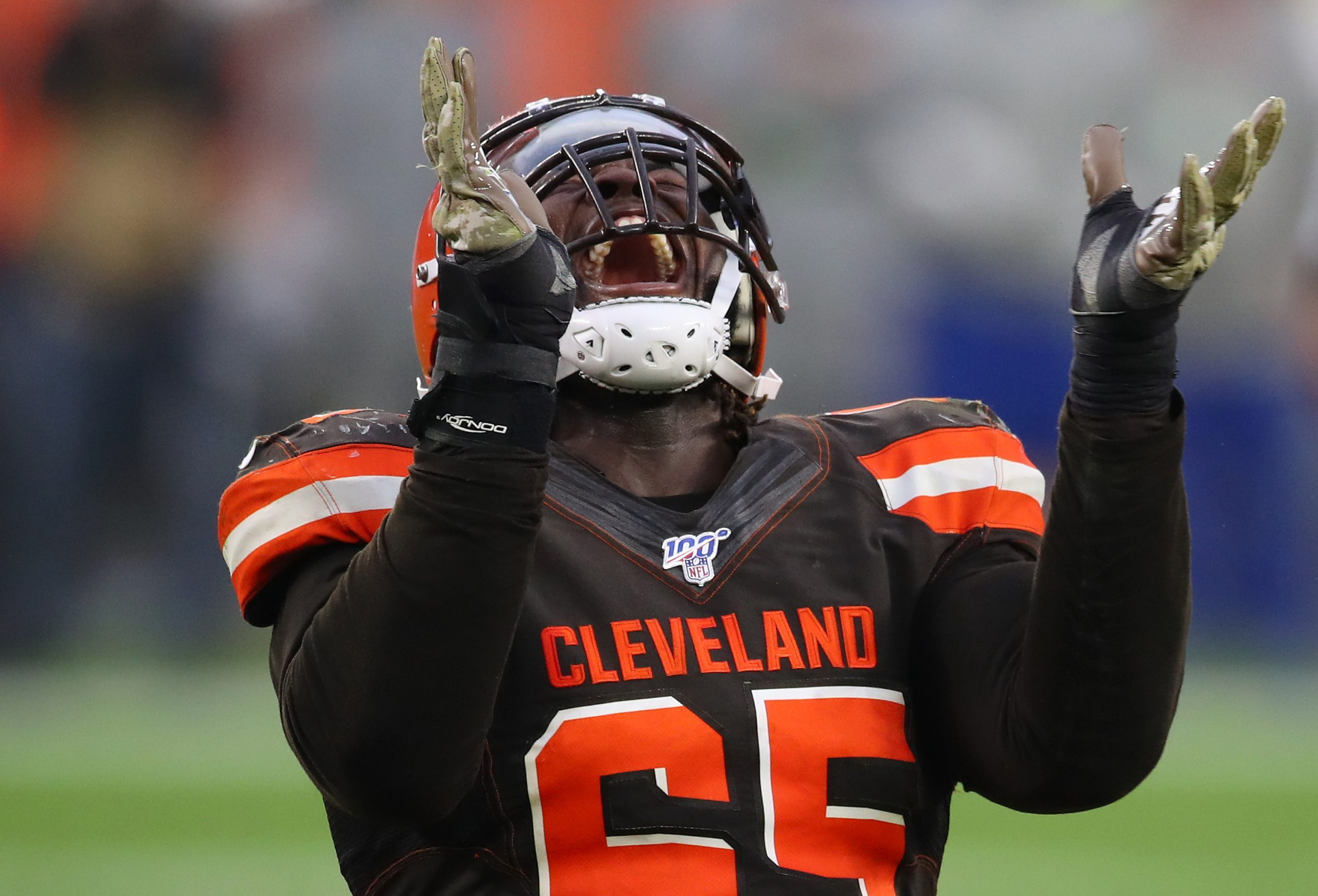 Cleveland Browns NFL Covid-19