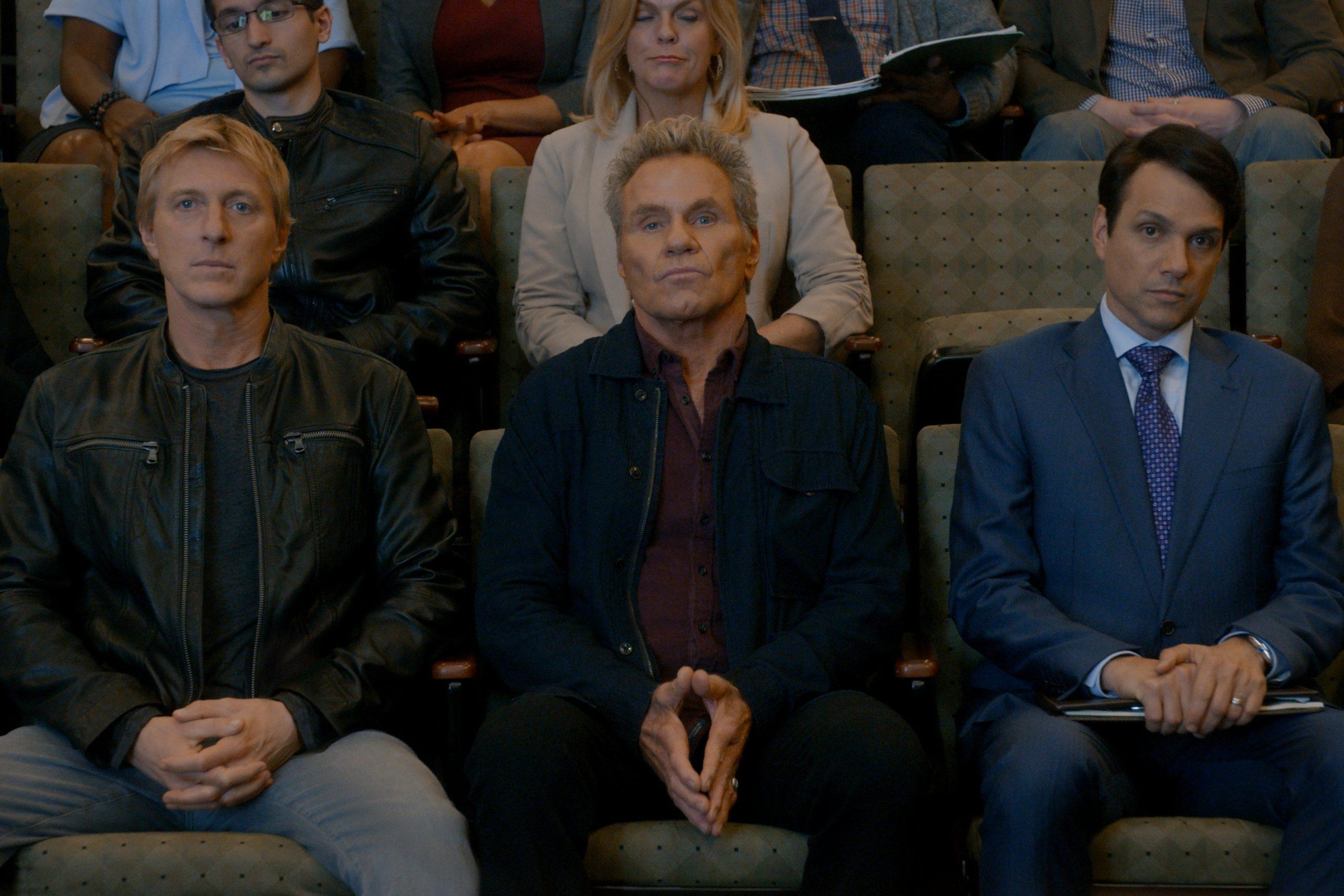 Netflix adelanta el estreno de la tercera temporada de 'Cobra Kai'
