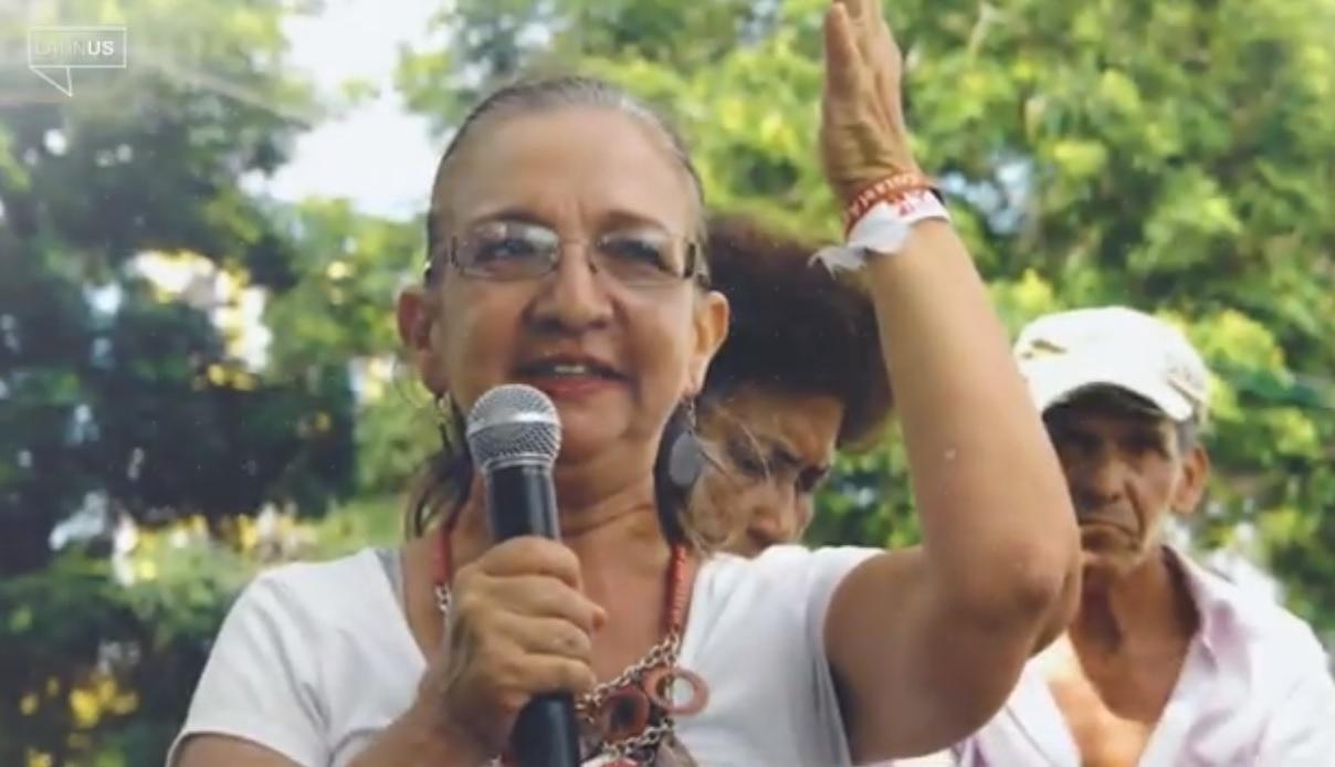 Felipa Obrador prima AMLO