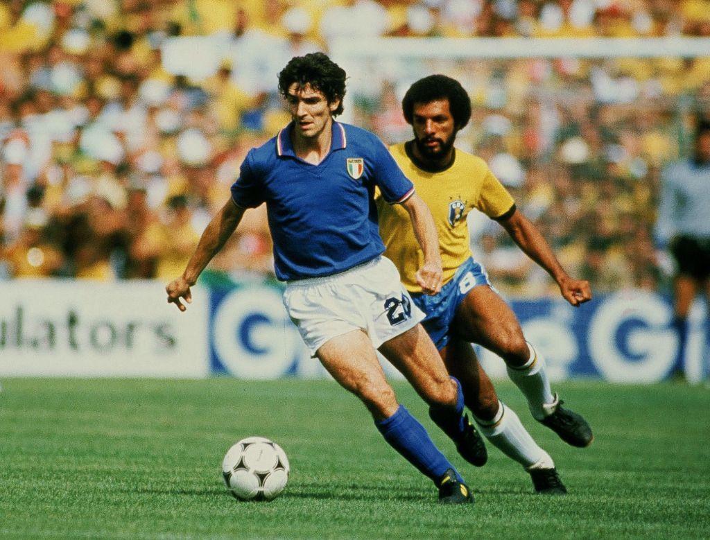 """o, la Argentina de Maradona, la Polonia de Boniek y la Alemania de Rummenigge"""", indicó el medio deportivo."""