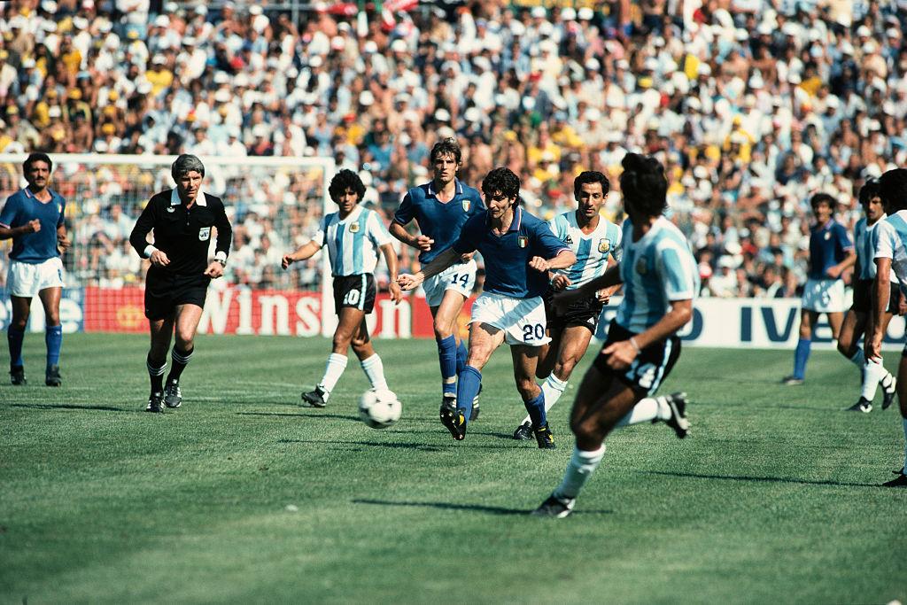 Murió Paolo Rossi, el verdugo del Brasil de Zico y de la Argentina de Maradona