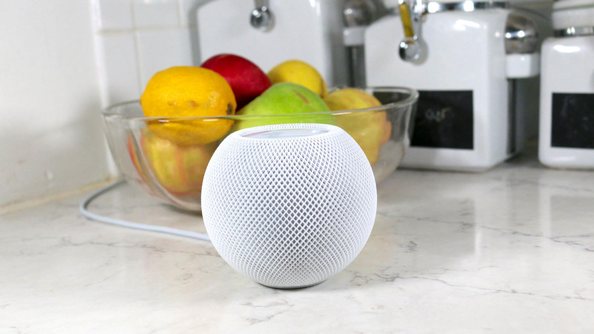 Intercom de HomePod Mini