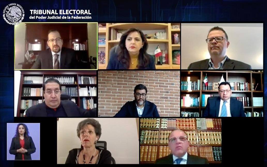 TEPJF equidad genero partidos candidaturas