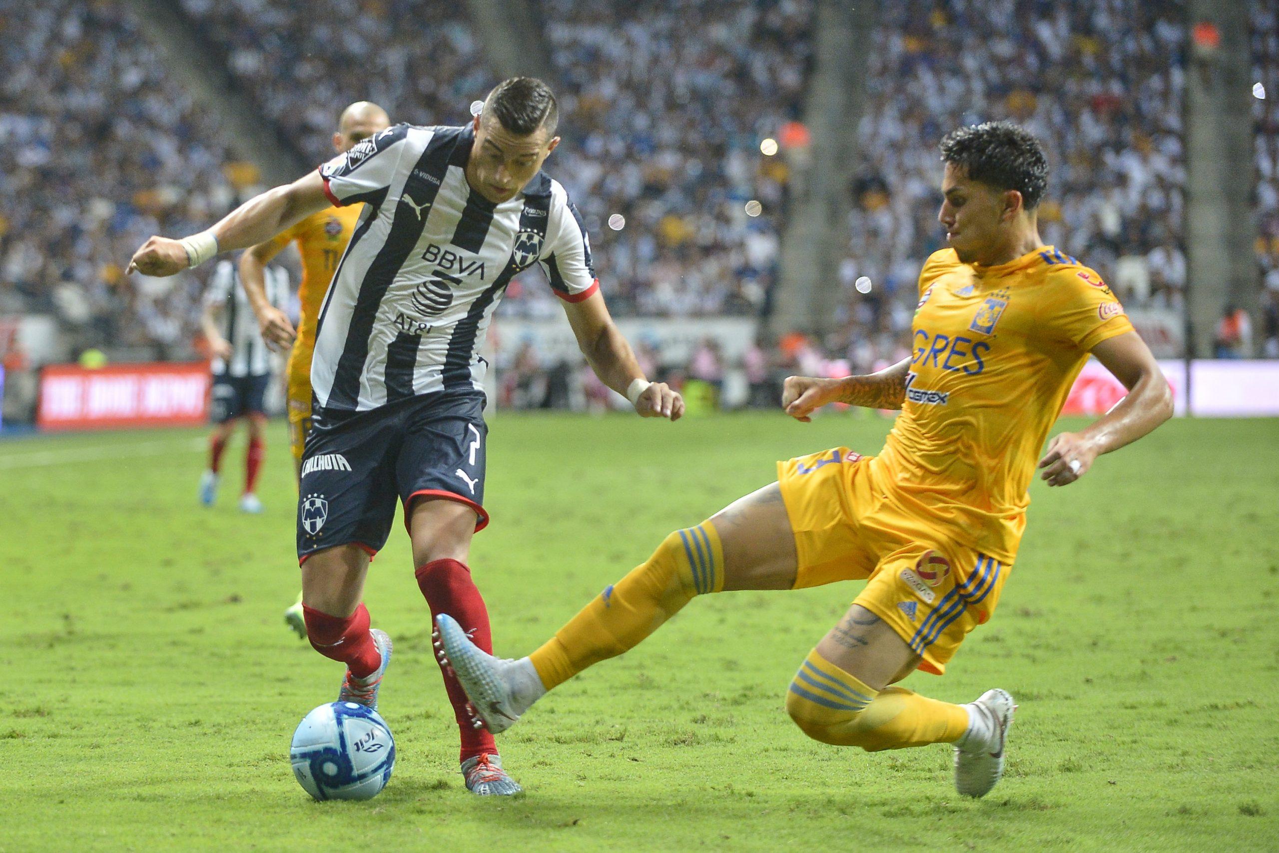 Rayados vs Tigres Liga MX