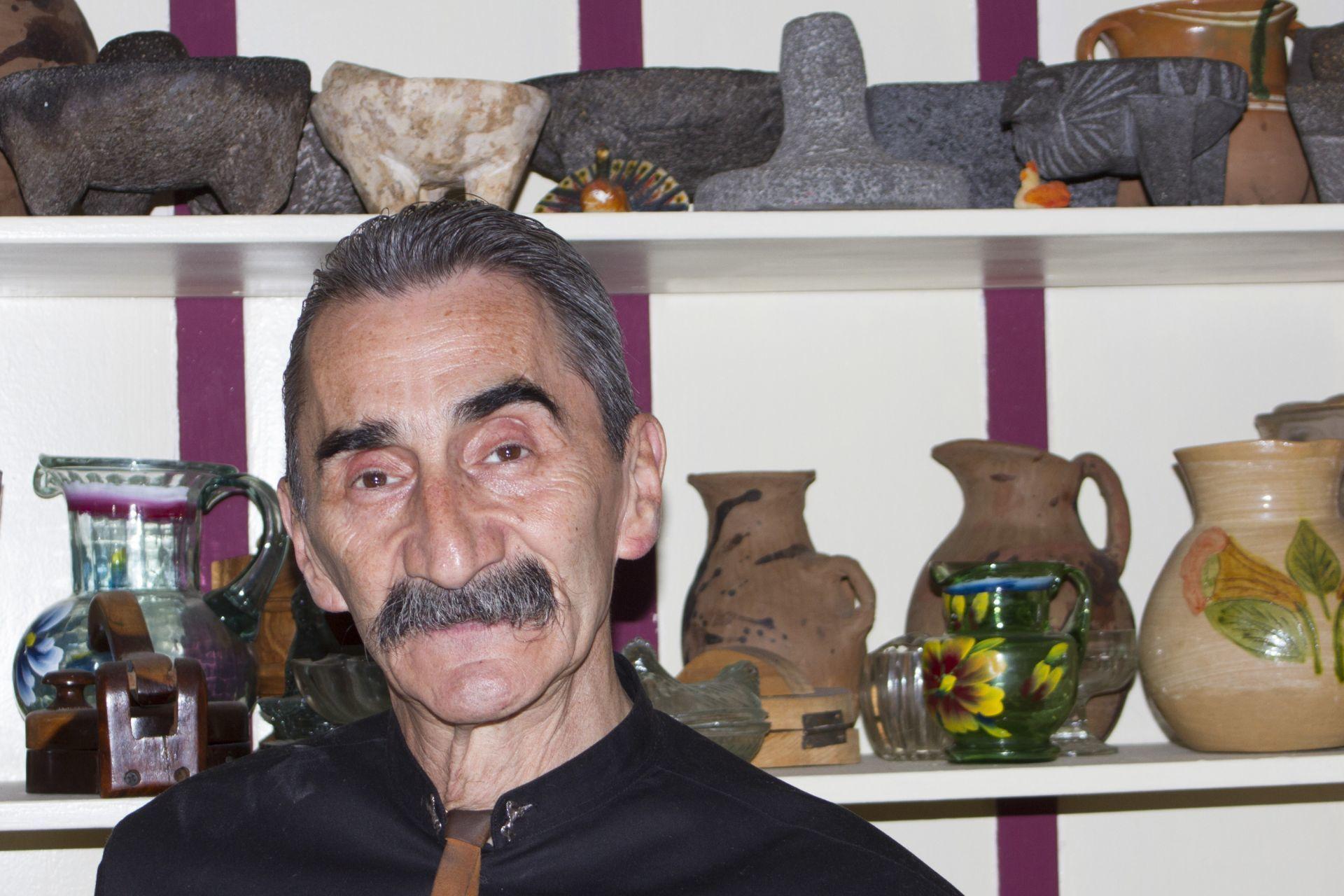 CIUDAD DE MÉXICO, 08DICIEMBRE2020.- El reconocido chef mexicano Yuri de Gortari falleció a los 69 años, así lo informó la Escuela de Gastronomía Mexicana (Esgamex), institución especializada en cocina tradicional mexicana fundada y dirigida por el propio Yuri y Edmundo Escamilla (+).