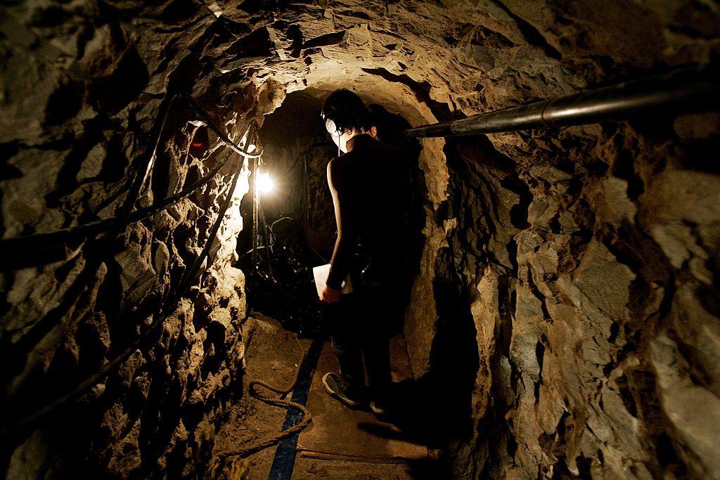 México mágico: Hombre construye túnel para verse con su amante... y lo cachan