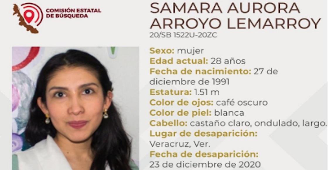desaparicion-samara-aurora-arroyo-veracruz-ibero