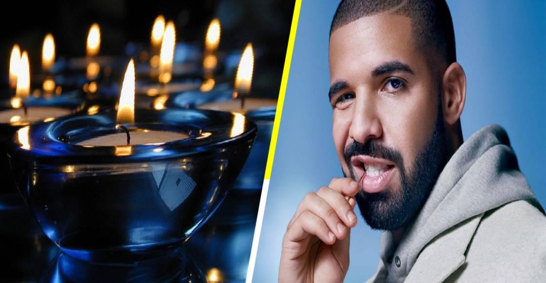 ¿Alguien gusta? Drake estrena línea de velas aromáticas que huelen a él