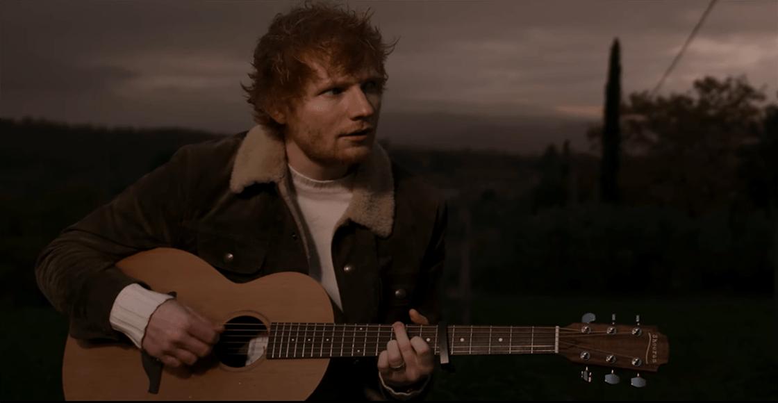 """Ed Sheeran regresa tras un año de silencio con su nueva rola """"Afterglow"""""""
