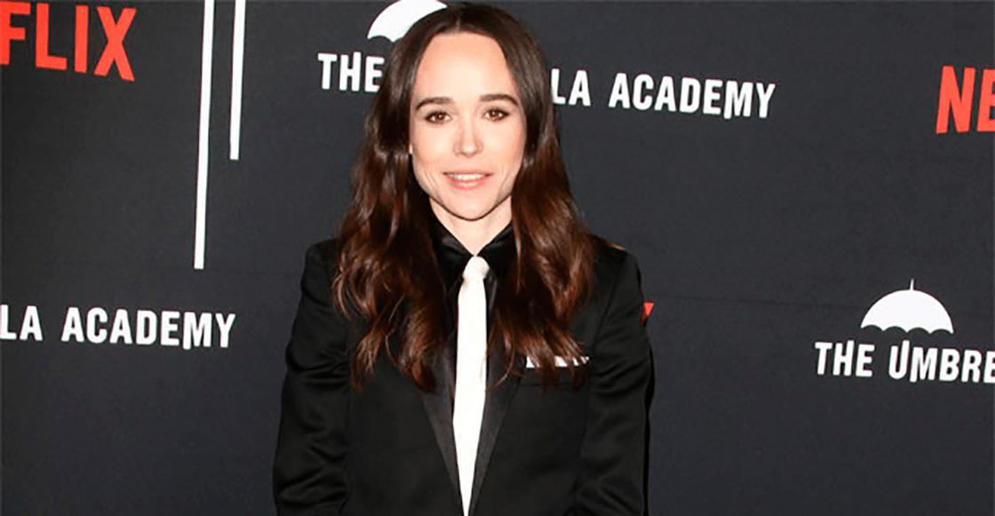 Ellen Page anuncia que es transgénero y este será su nuevo nombre