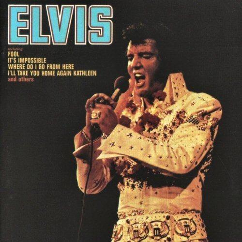 """Elvis Presley con su versión de """"Somos novios"""" de Armando Manzanero"""