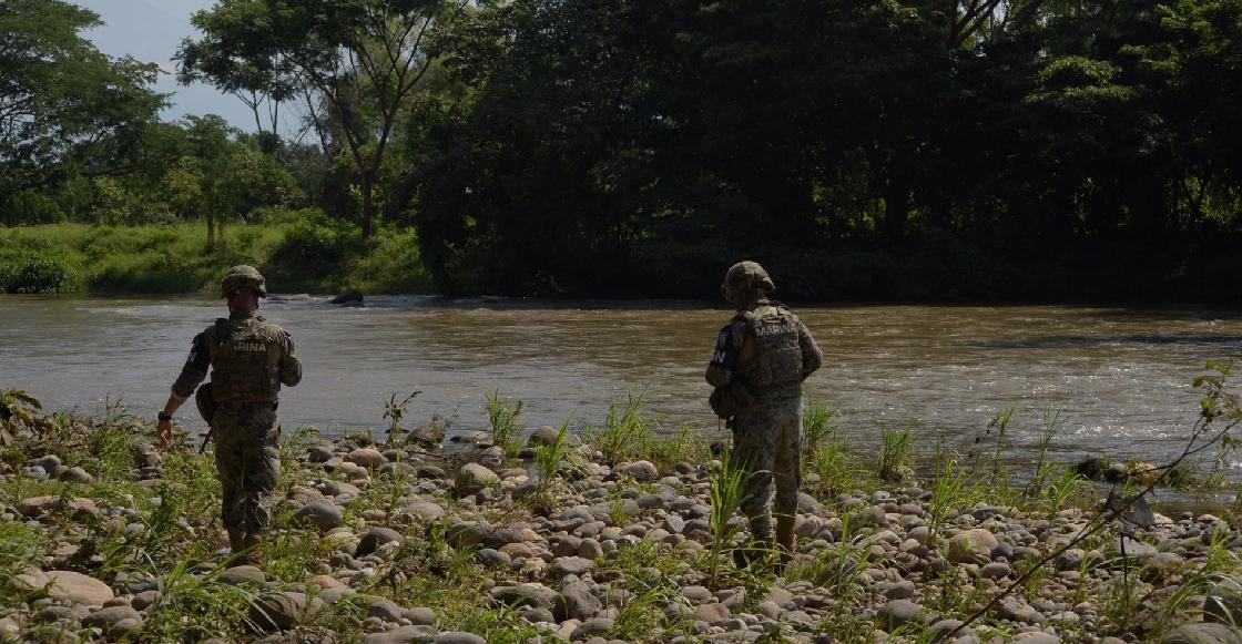 Encuentran el cuerpo sin vida de Celina, la niña que cayó a un río de Chiapas a finales de noviembre