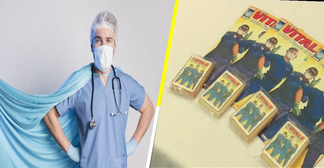 'True Nurse Stories': El nuevo comic de Marvel para rendir homenaje a los enfermeros