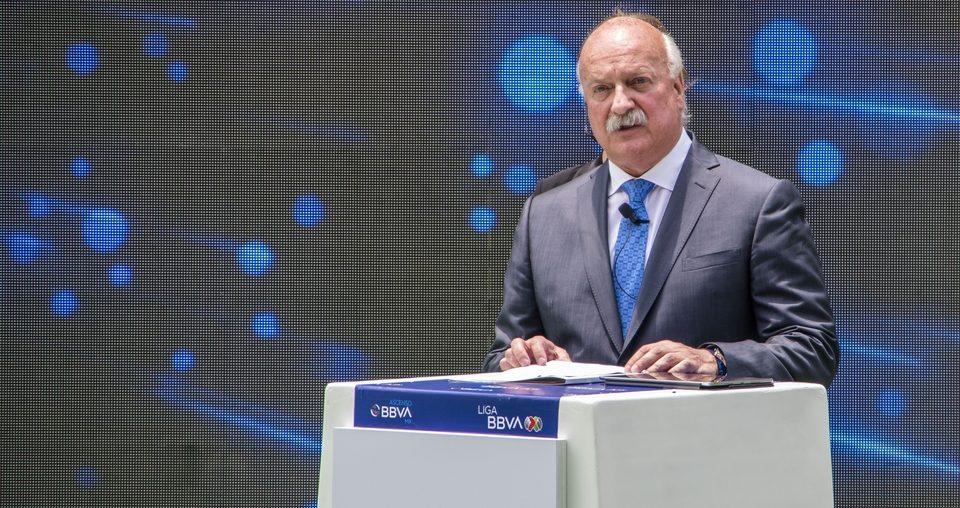 ¿Qué sabemos sobre el cambio de presidente en la Liga MX?