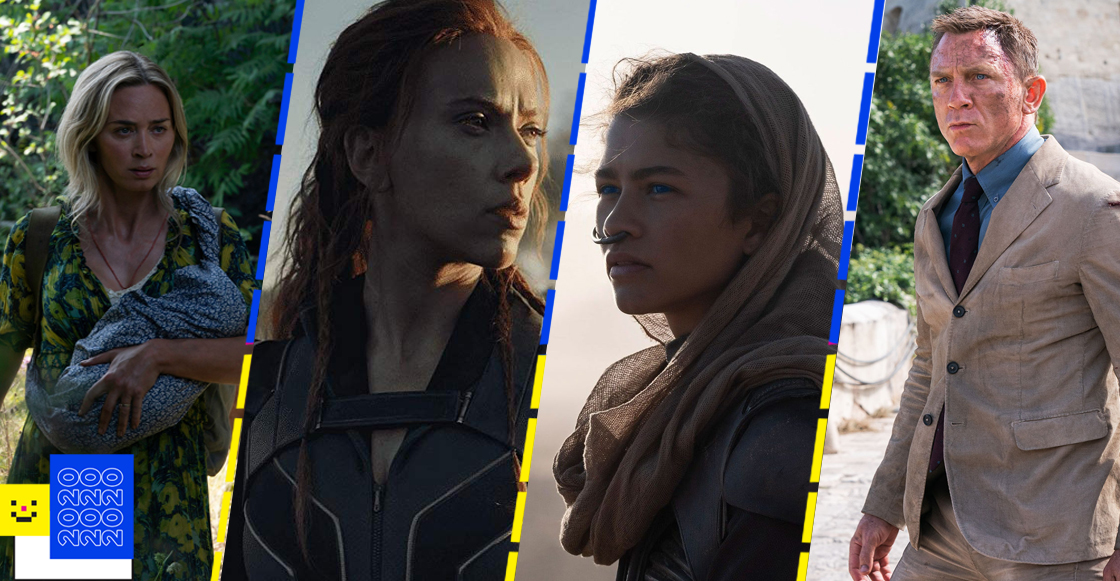 Calendario 2021: Estas son las películas y estrenos que más esperamos