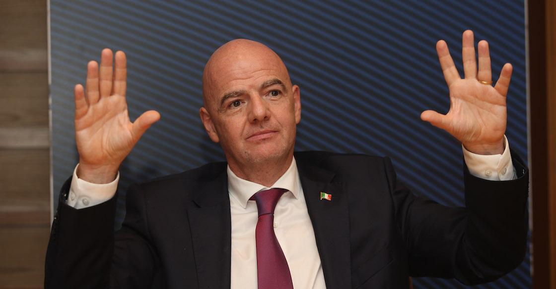 FIFA, a las puertas de un nuevo escándalo por el uso de un jet privado para Infatino