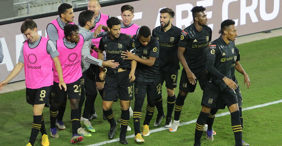 ¡En tu cara, Gignac! El gol de Carlos Vela ante Tigres en la Final de la Concachampions