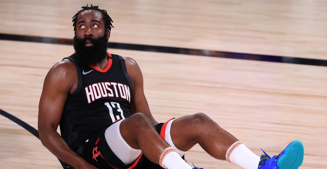 James Harden sería borrado del debut de los Rockets por violar el protocolo covid de la NBA