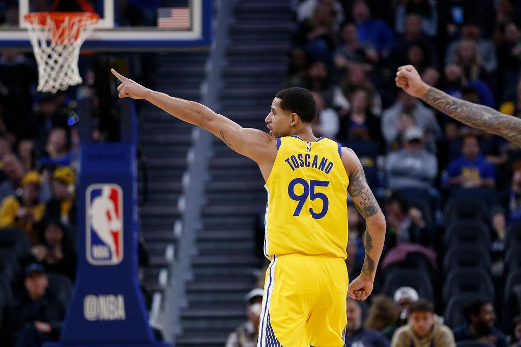 Los Golden State Warriors cortan al mexicano Juan Toscano a 3 días del inicio de la temporada