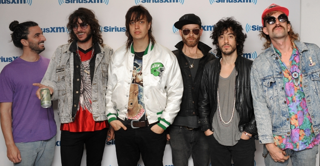 "Julian Casablancas y The Voidz regresan con ""Alien Crime Lord"", su nueva  rola!"