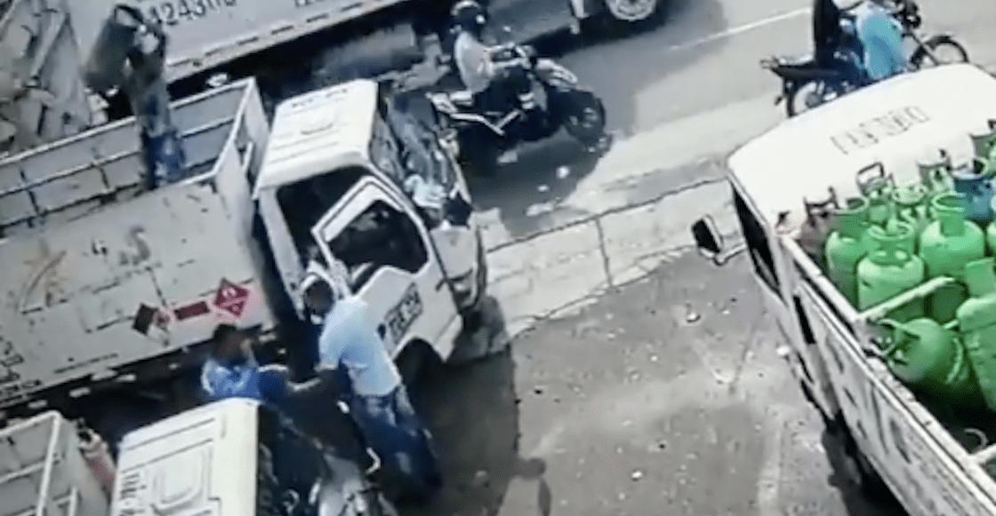 ladron-colombia-tanque-de-gas