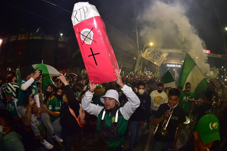 aficionados estadio liga mx