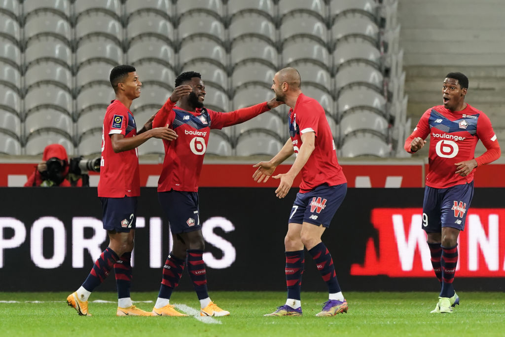 Lille Ligue 1 Pizzuto