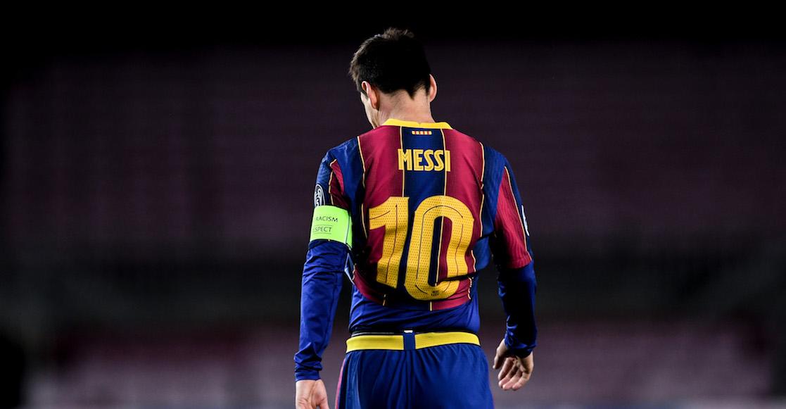 Inicia la cuenta regresiva: ¿Qué sí y qué no puede hacer Messi antes de ser agente libre?