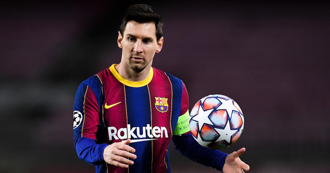Los récords que puede superar Lionel Messi en el 2021 con el Barcelona y Argentina