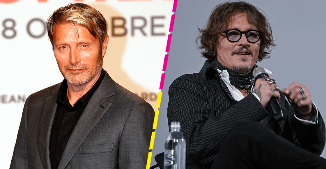 Mads Mikkelsen habla sobre reemplazar a Johnny Depp en 'Animales Fantásticos'