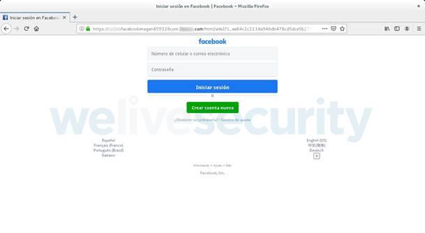 Con un 'me gusta': Así de fácil te pueden robar la contraseña de Facebook