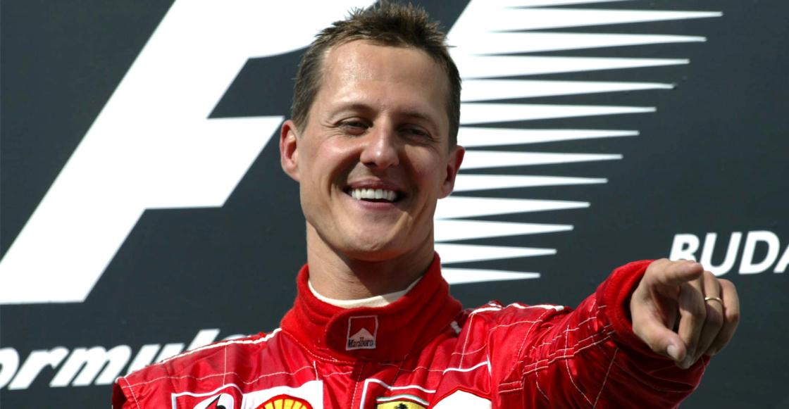 Qué sabemos del estado de salud de Michael Schumacher