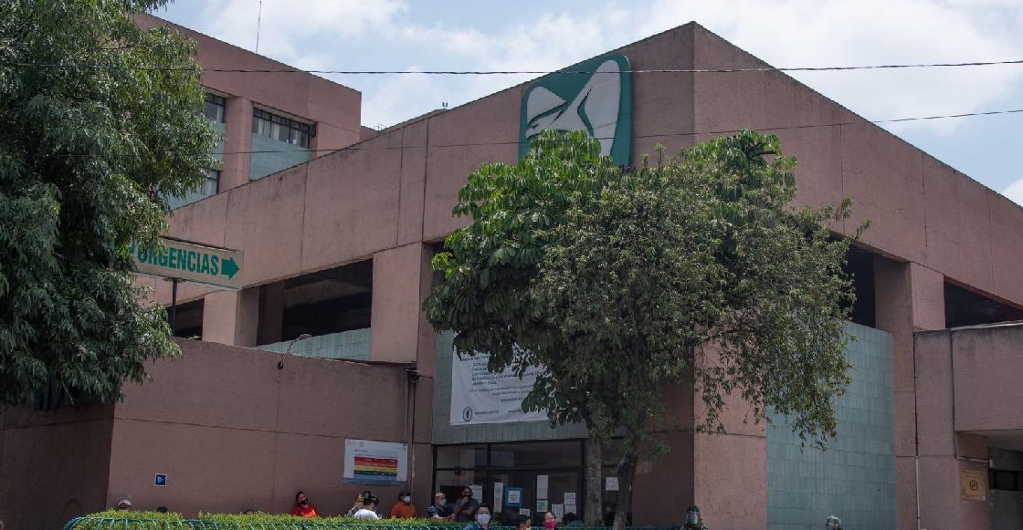 """Una mujer tuvo que dar a luz en sanitarios del IMSS en Coahuila por """"protocolo antiCovid"""""""