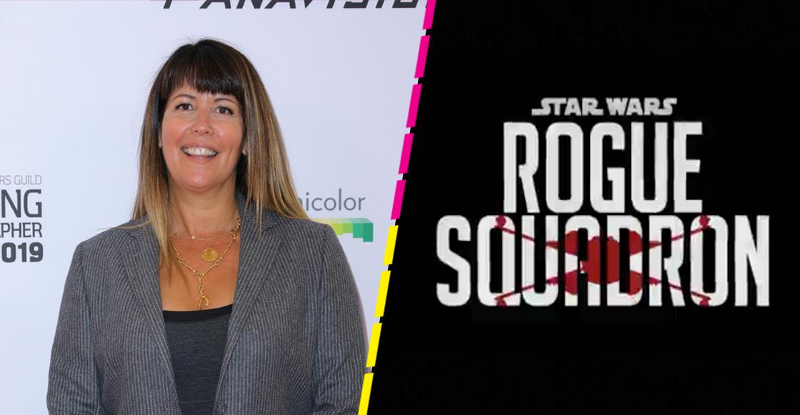 'Rogue Squadron': ¿Por qué Patty Jenkins hará historia con su película de Star Wars?