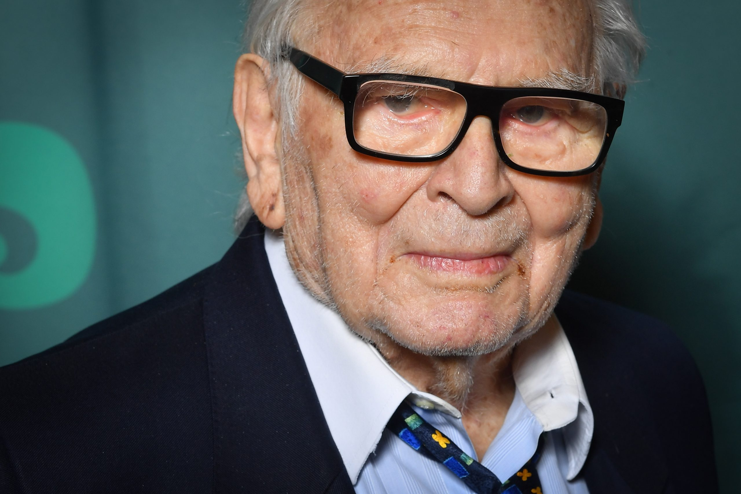 Murió a los 98 años Pierre Cardin, el famoso diseñador de modas francés