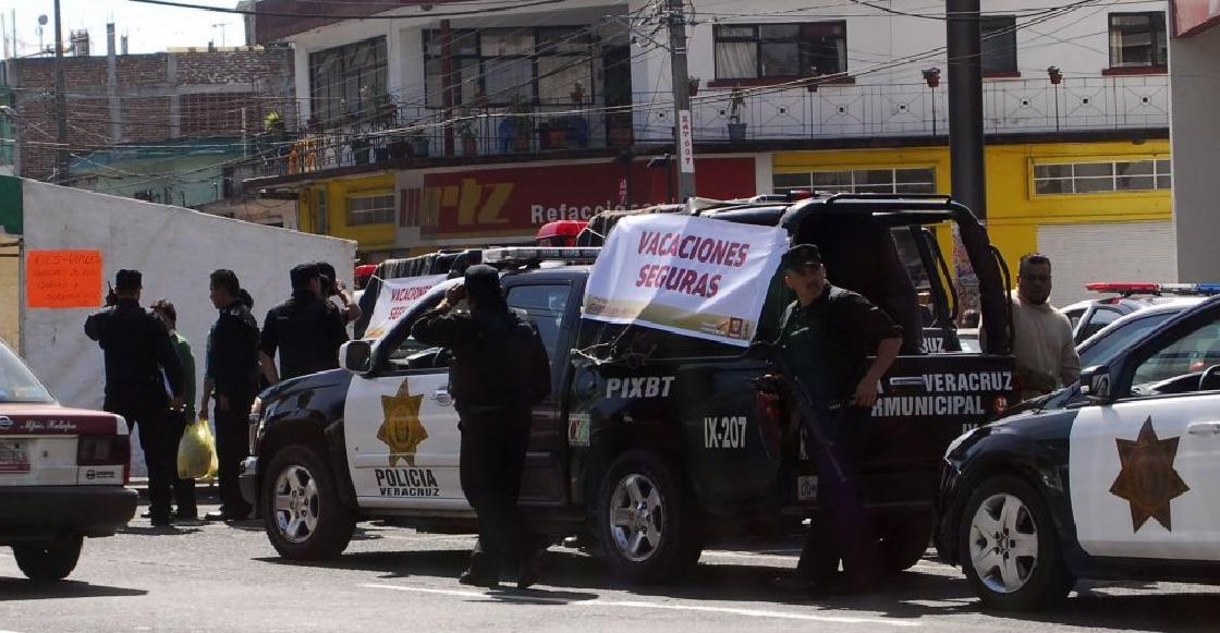 Rescatan en Veracruz a niña de 3 años que fue llevada a un motel por dos sujetos