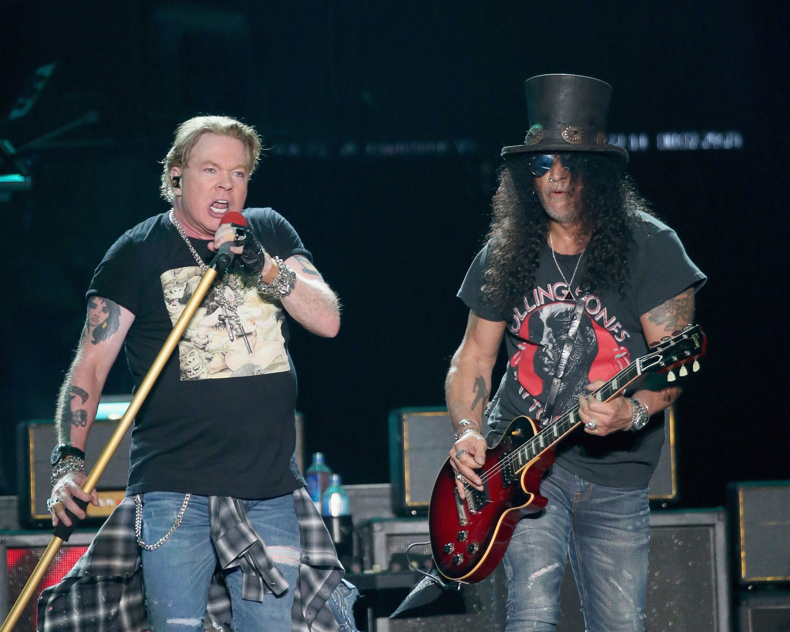 Se armó: ¡Guns N' Roses anuncia una serie de conciertos en México para 2021!