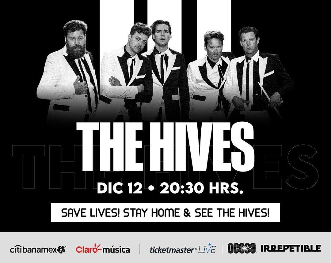 """""""El rock no morirá hasta que yo muera"""": Una entrevista con Pelle Almqvist de The Hives"""