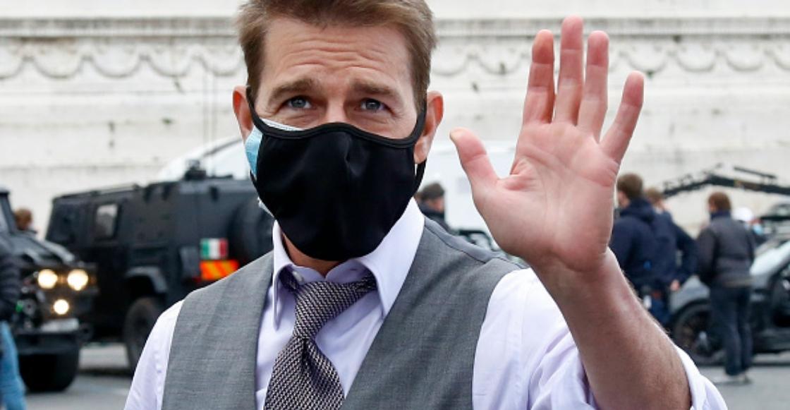 George Clooney defiende a Tom Cruise tras la polémica en 'Mission: Impossible 7'