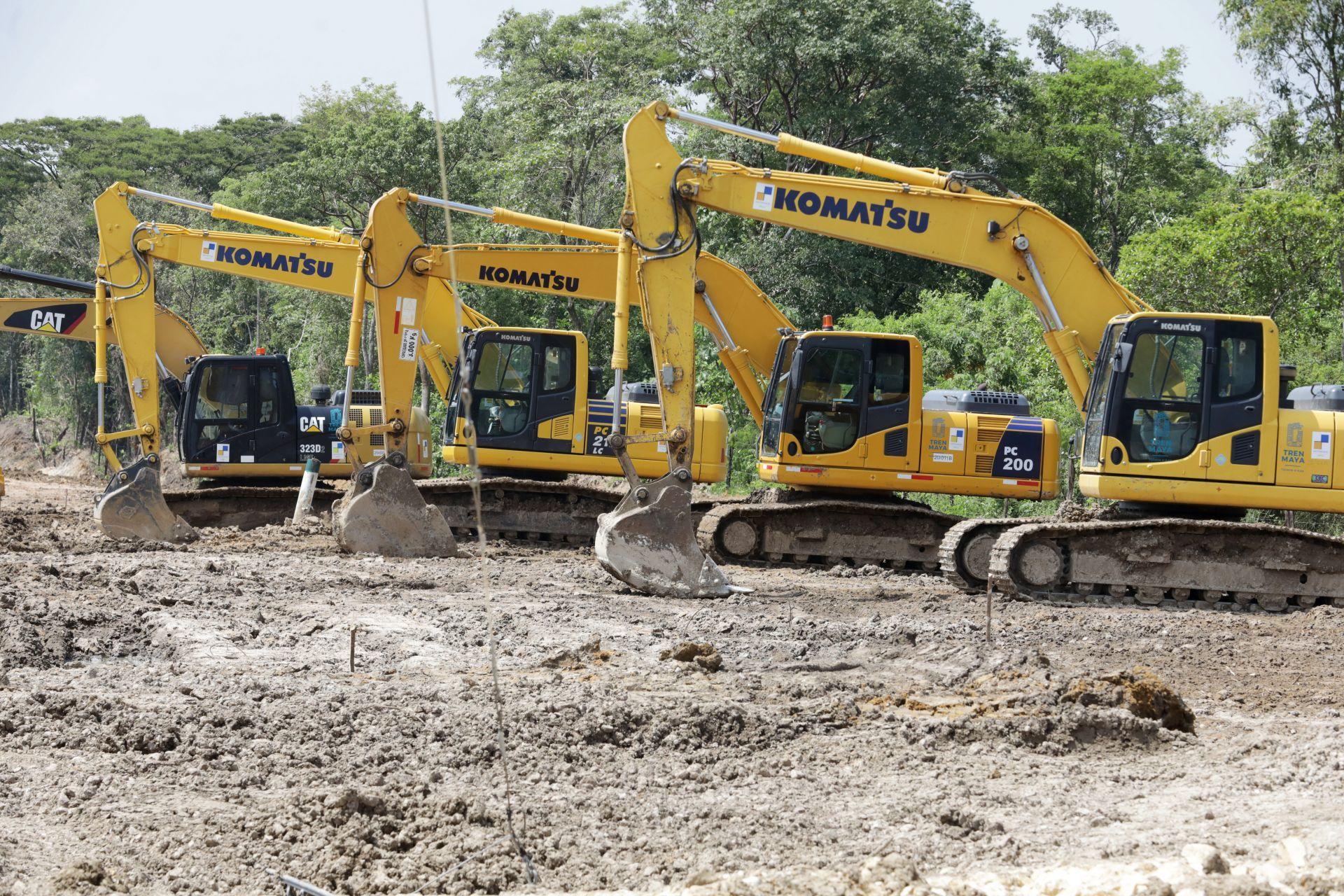 Habitantes de tres municipios de Yucatán obtienen suspensión provisional contra obras del Tren Maya