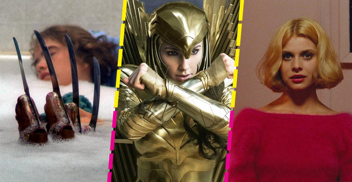 WW84: ¿Qué películas habría ido a ver Wonder Woman / Diana Prince en 1984?