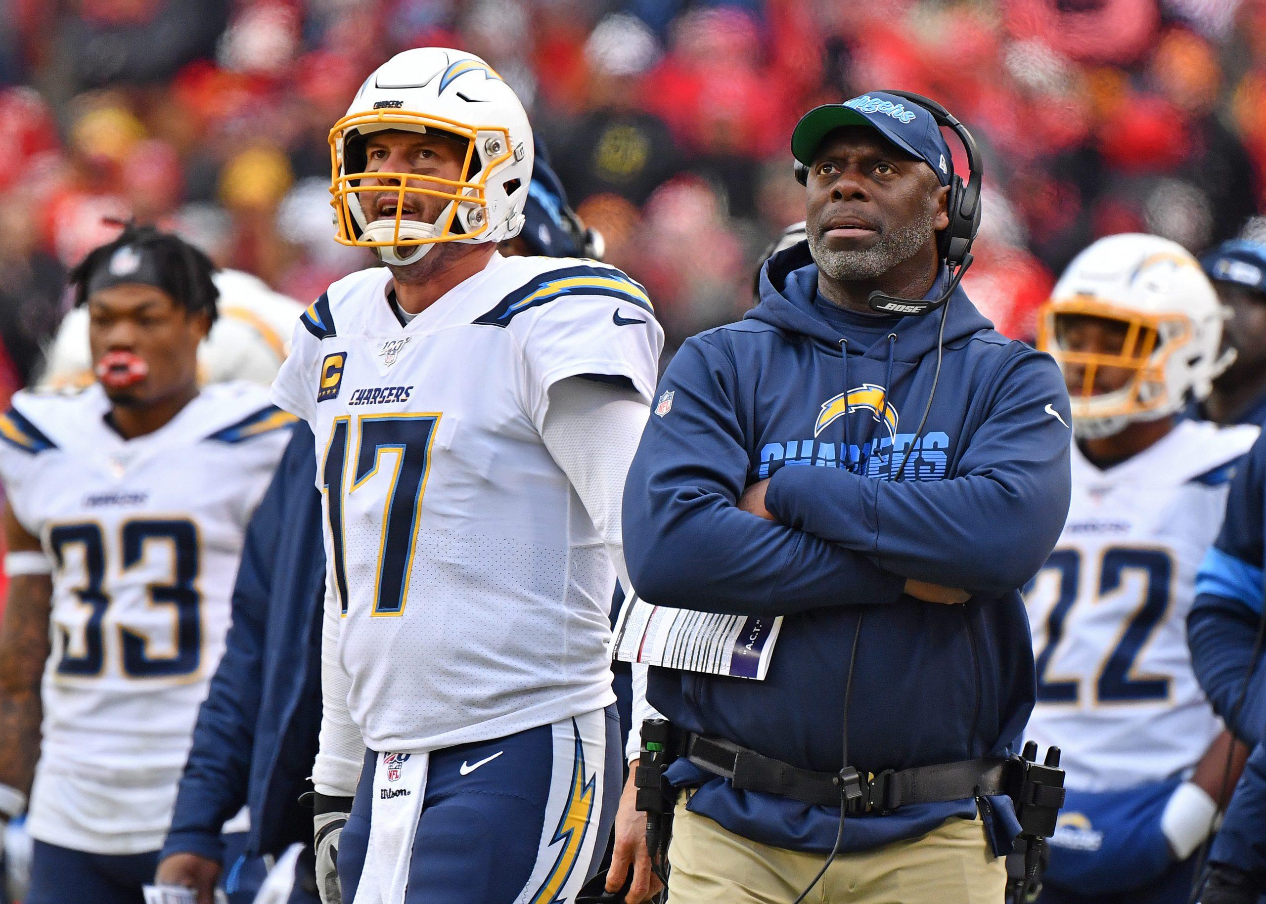 Anthony Lynn Black Monday NFL