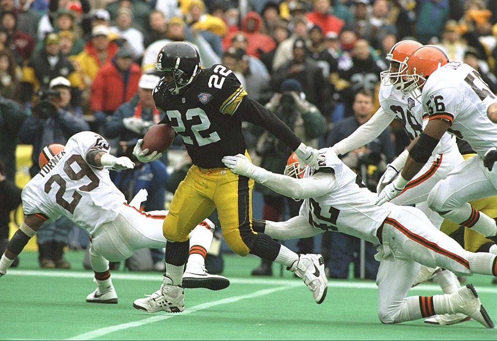 Cleveland cobra revancha de las hhumillantes eliminaciones ante los Steelers en 1995 y 2002