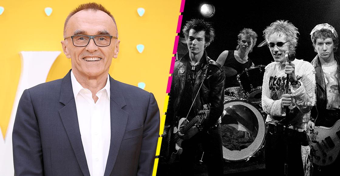 Anarchy in the TV: ¡Danny Boyle dirigirá una serie sobre los Sex Pistols!