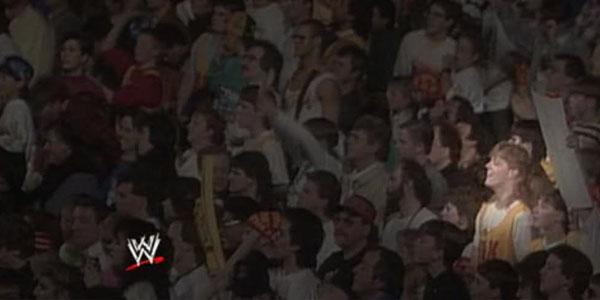 Edge en Wrestlemania 6 de WWE